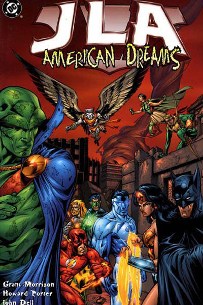 JLA: American Dreams (Collected)