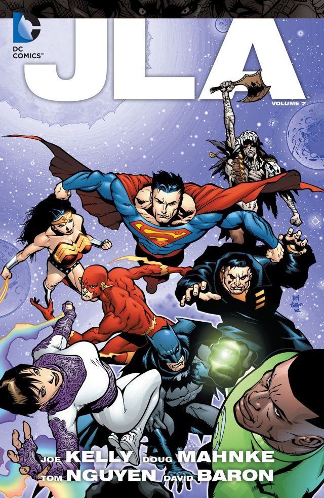 JLA Vol. 7 (Collected)