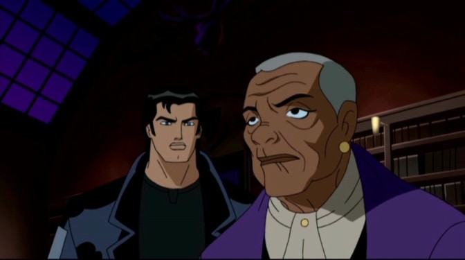 Justice League Unlimited (TV Series) Episode: Epilogue