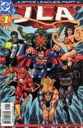 Justice Leagues JLA Vol 1 1