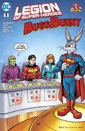 Legion of Super-Heroes Bugs Bunny Special Vol 1 1