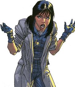 Marie Grunier (Wildstorm Universe)
