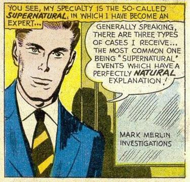 Mark Merlin