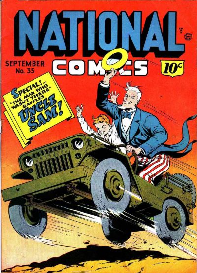 National Comics Vol 1 35