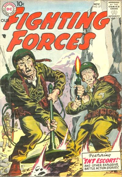 Our Fighting Forces Vol 1 27