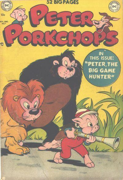 Peter Porkchops Vol 1 7