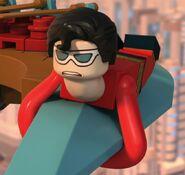Plastic Man Lego DC Heroes 0001