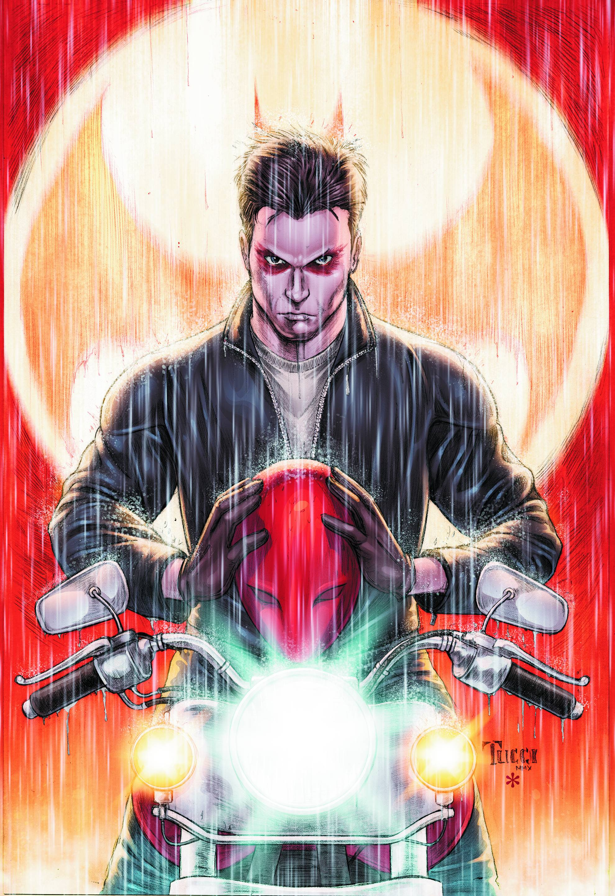 Red Hood: The Lost Days Vol 1 1
