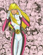 Saturn Girl 04