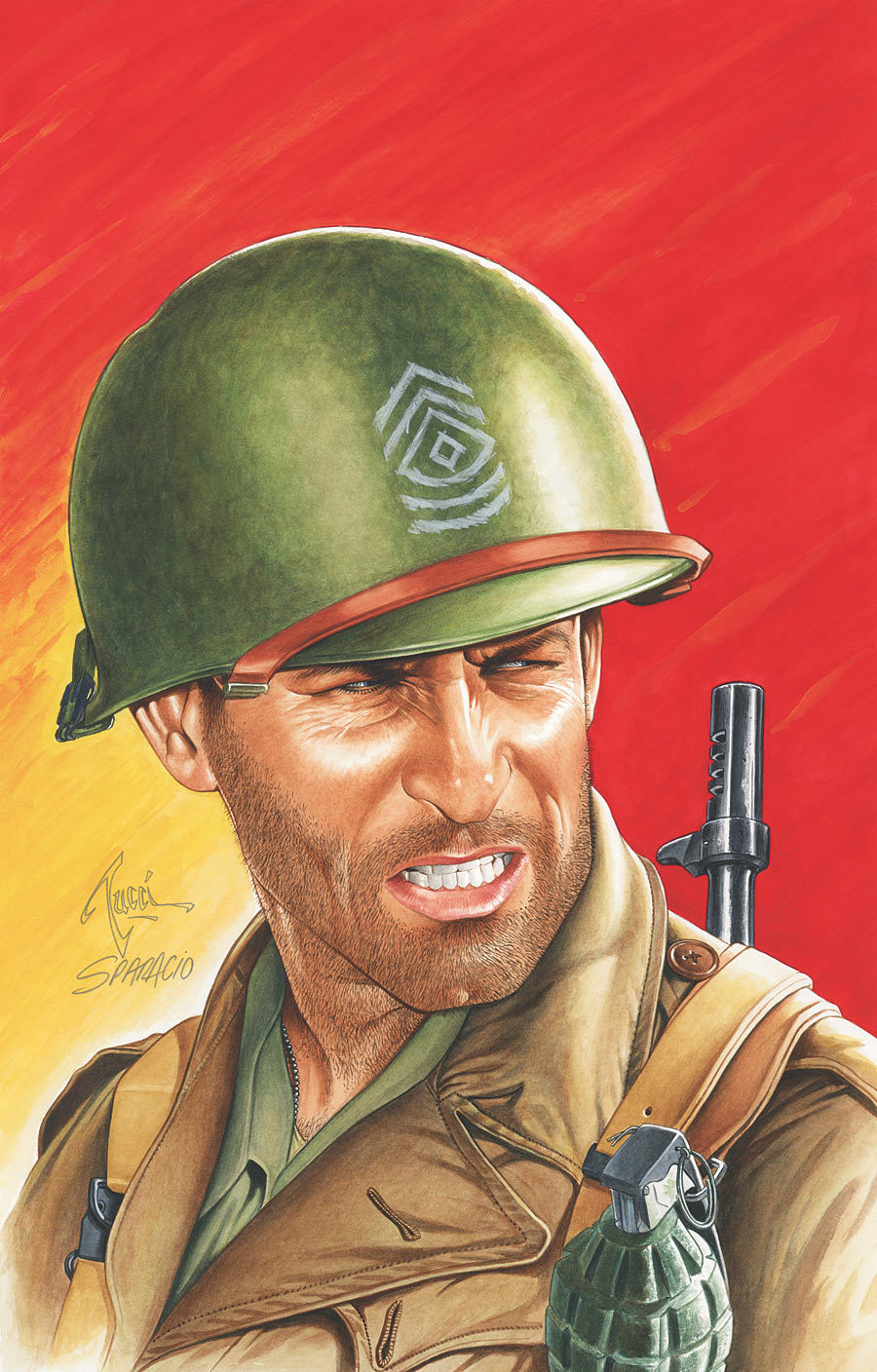 Sgt. Rock: The Lost Battalion Vol 1 1