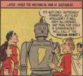 Shazam Robot Earth-S 001