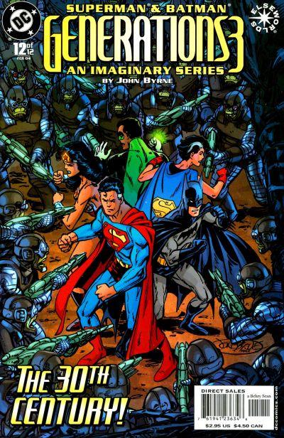 Superman & Batman: Generations III Vol 1 12