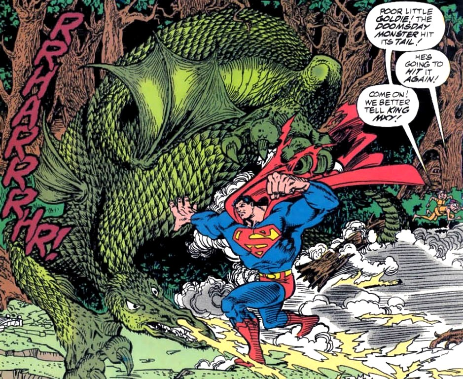 Kal-El (Doomsday for the Fifth Dimension)