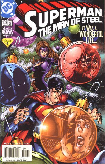 Superman: The Man of Steel Vol 1 109