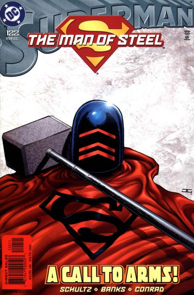 Superman: The Man of Steel Vol 1 122