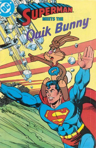 Superman Meets the Quik Bunny Vol 1 1