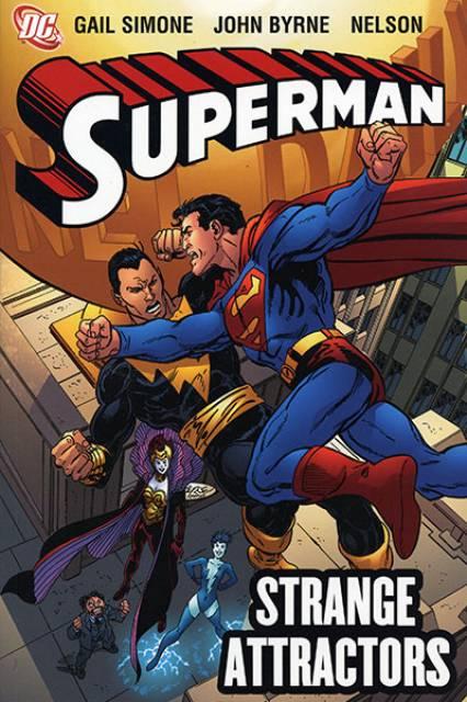 Superman: Strange Attractors (Collected)