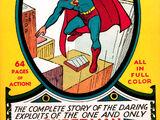 Superman Vol 1 1