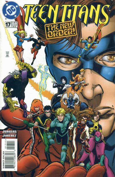 Teen Titans Vol 2 17