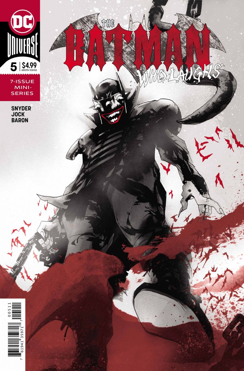 The Batman Who Laughs Vol 2 5