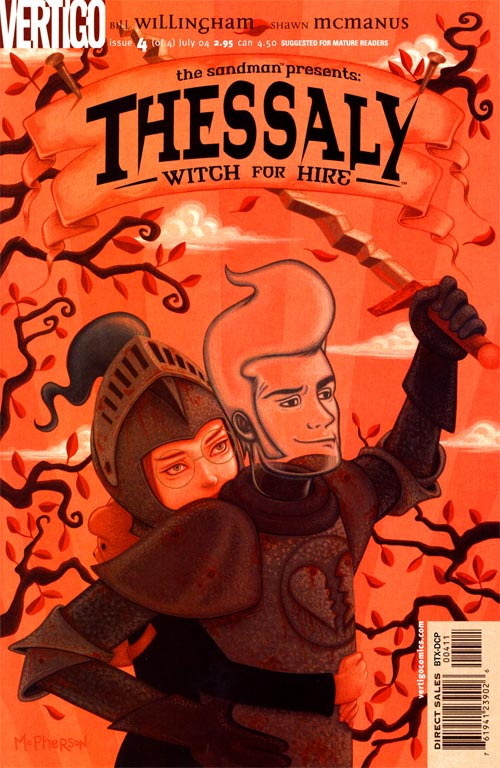 Thessaly: Witch for Hire Vol 1 4