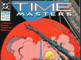 Time Masters Vol 1 1