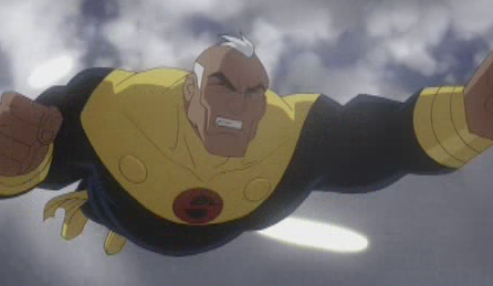 Uncle Super (Crisis on Two Earths: Crime Syndicate Earth)