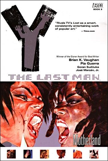 Y: The Last Man: Motherland (Collected)