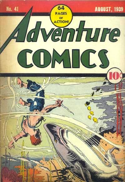 Adventure Comics Vol 1 41