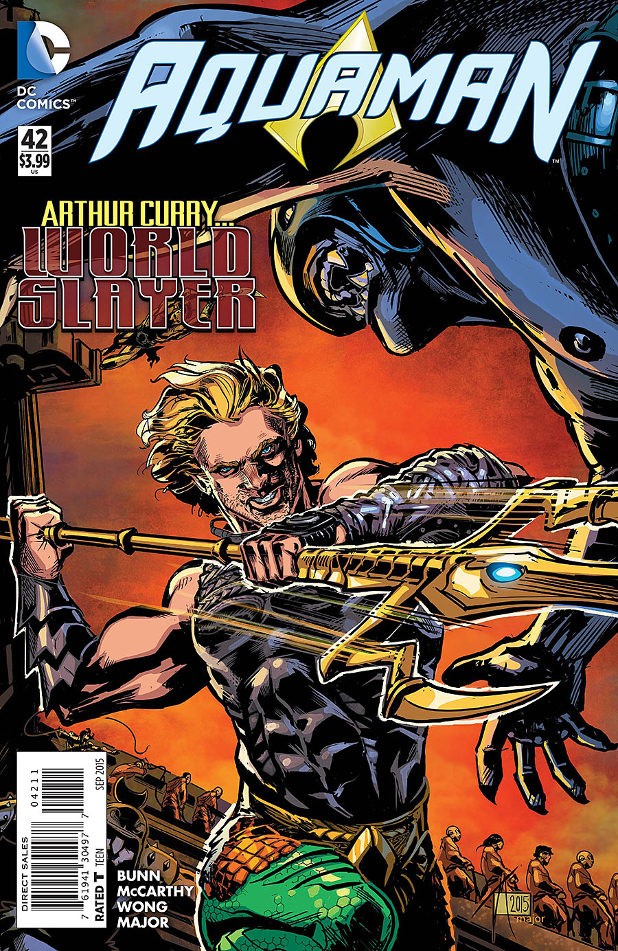 Aquaman Vol 7 42