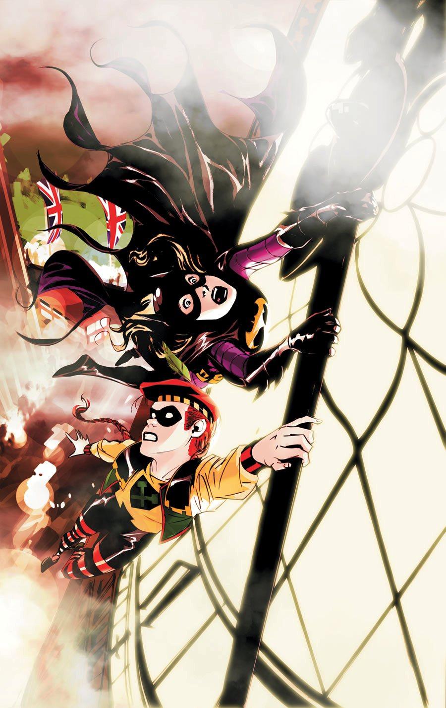 Batgirl Vol 3 22
