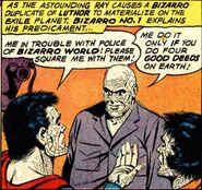 Bizarro Lex Luthor