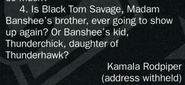 Black Tom Savage
