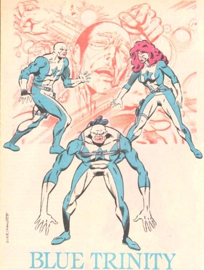 Blue Trinity/Gallery