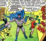 Bruce Wayne Earth-Twelve 0001