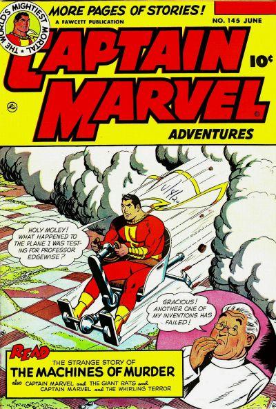 Captain Marvel Adventures Vol 1 145