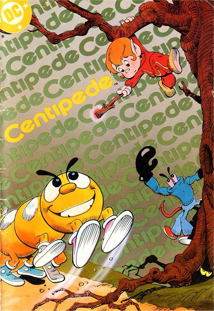 Centipede Vol 1 1