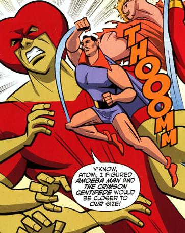 Crimson Centipede (The Brave and the Bold)