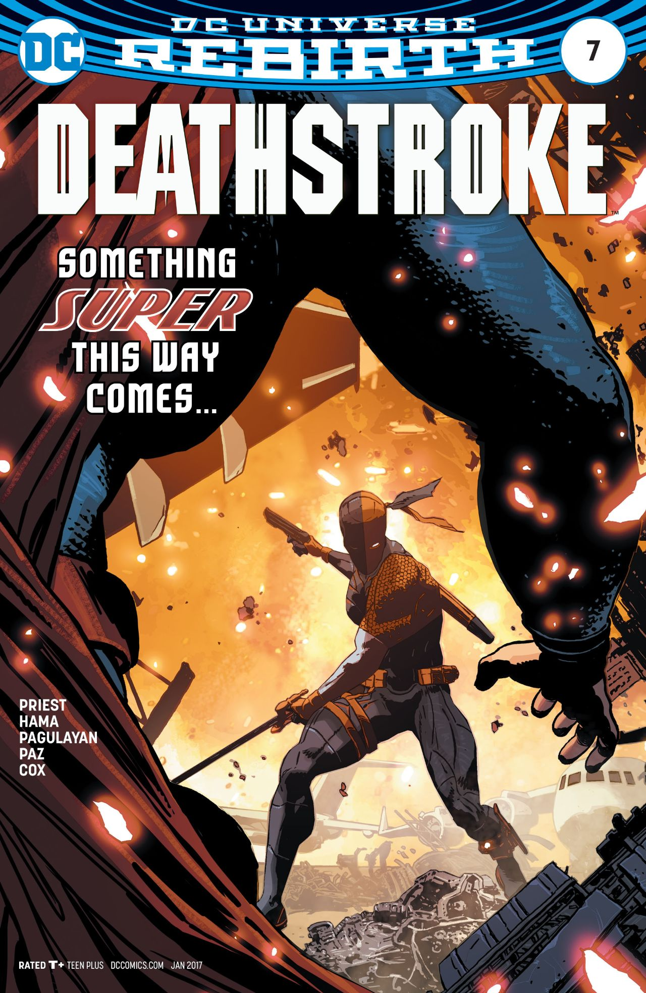 Deathstroke Vol 4 7