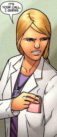 Rachel Steel (Wildstorm Universe)