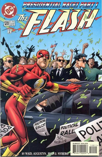 The Flash Vol 2 120