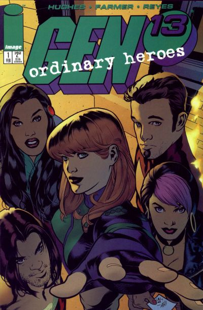 Gen 13: Ordinary Heroes Vol 1 1