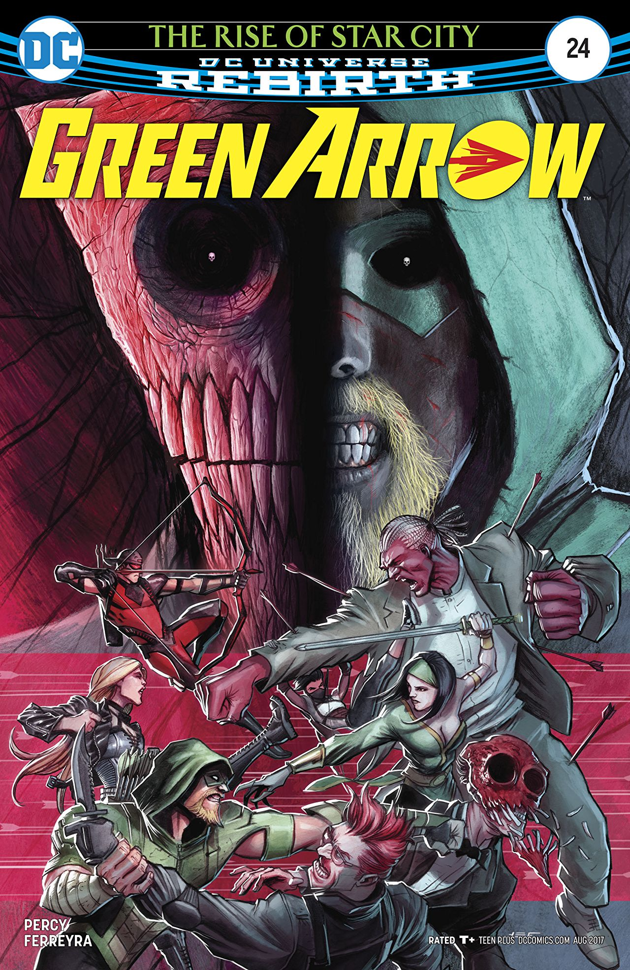 Green Arrow Vol 6 24