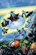 Green Lantern Corps Annual Vol 3 1 Textless