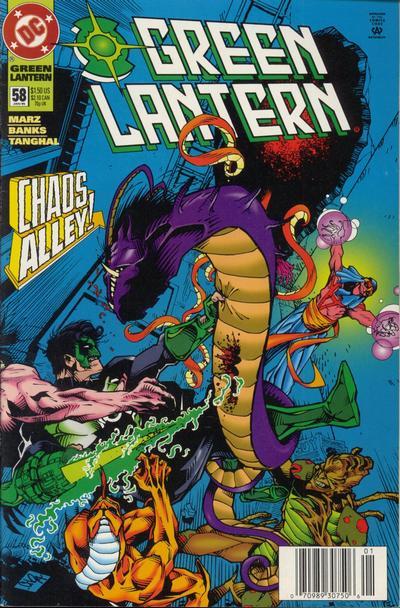 Green Lantern Vol 3 58
