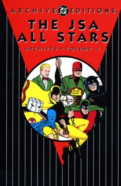 The JSA All Stars Archives Vol. 1 (Collected)