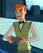Jimmy Olsen Justice League Action 0001