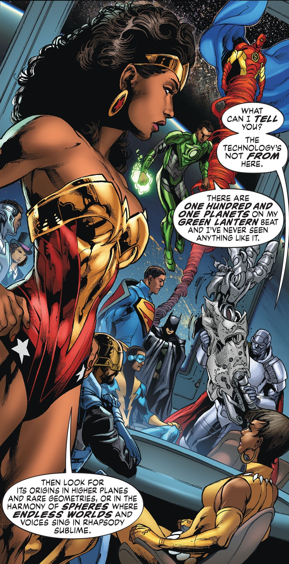 Justice League (Earth 23)