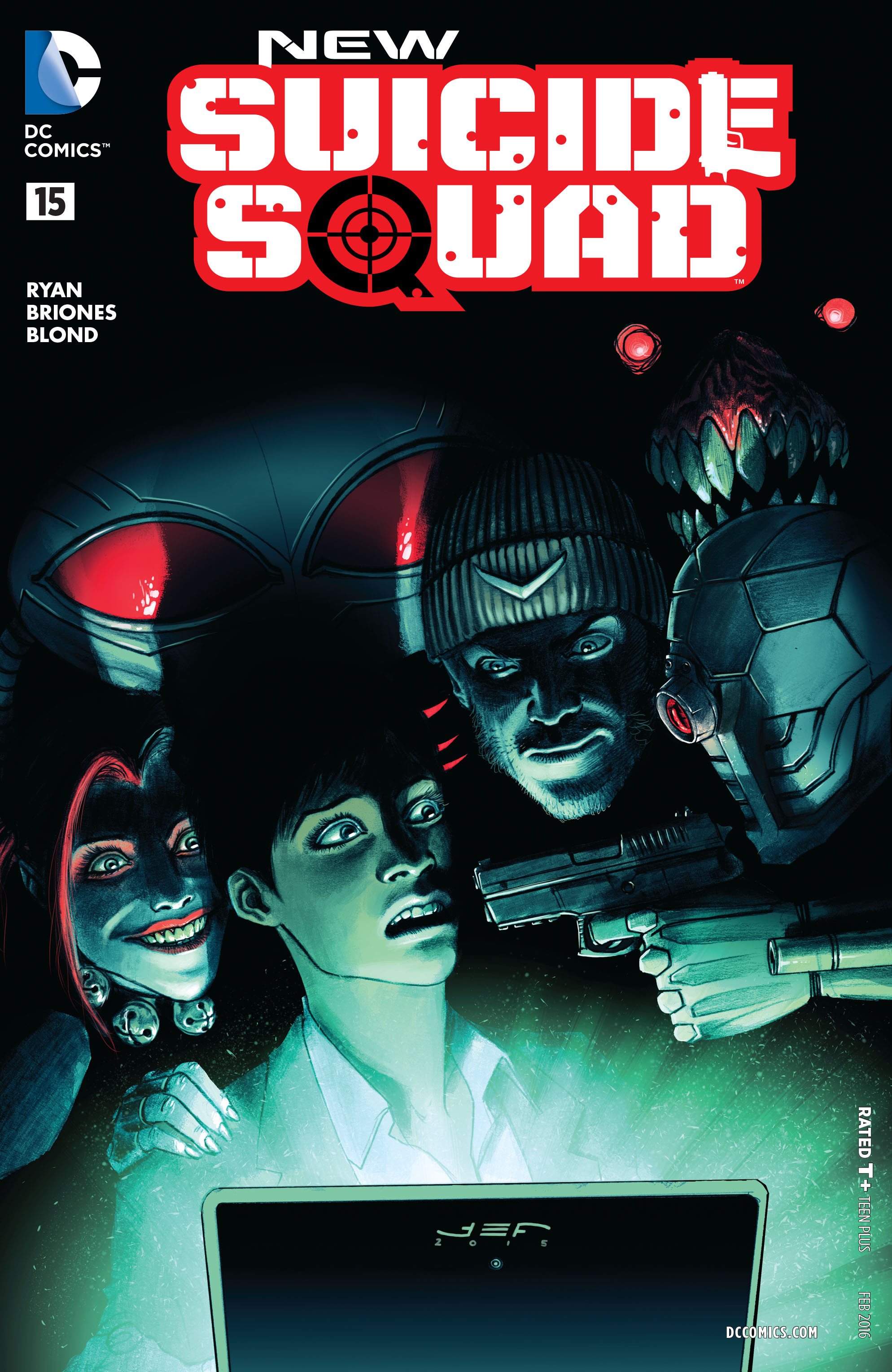New Suicide Squad Vol 1 15