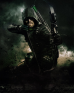 Oliver Queen Arrow 005